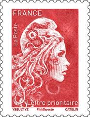 timbre, poste, courrier, lettre, facteur